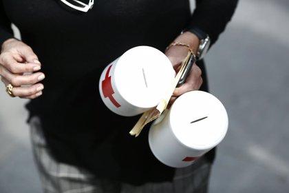 CANTABRIA.-Cruz Roja de Torrelavega recuerda que solo recauda dinero con la Fiesta de la Banderita y el Sorteo del Oro