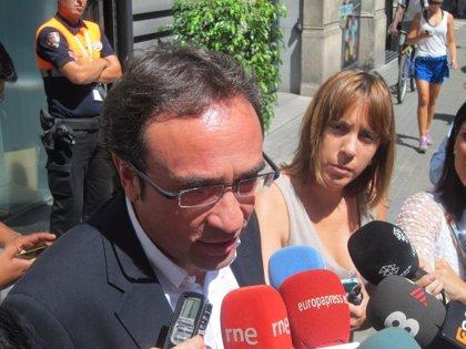 """Pujol revela que el Parlamento catalán aún no le ha llamado a comparecer: """"Primero me lo han de comunicar"""""""