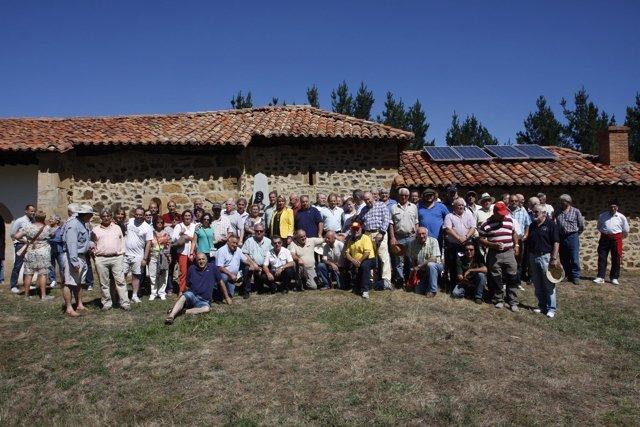 Homenaje a San Tirso