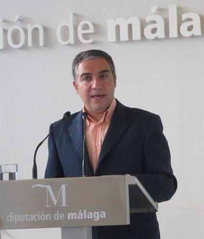 """Bendodo destaca el """"esfuerzo"""" de Soria por """"buscar acuerdos"""" con prospecciones y critica la """"demagogia"""" de PSOE"""