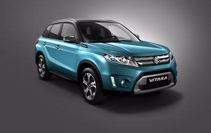 Suzuki presentará el 2 de octubre su nuevo Vitara