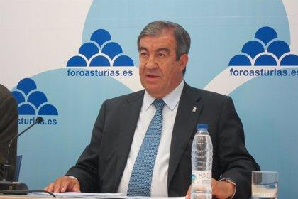 """Foro Asturias también rechaza la reforma de la elección de alcaldes y acusa a Rajoy de """"oportunismo"""" e """"improvisación"""""""