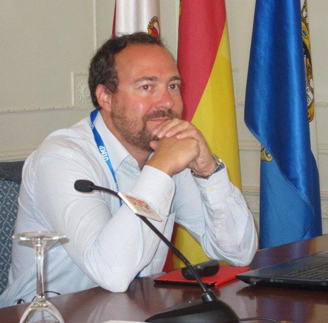 Federico Steinberg en la UIMP