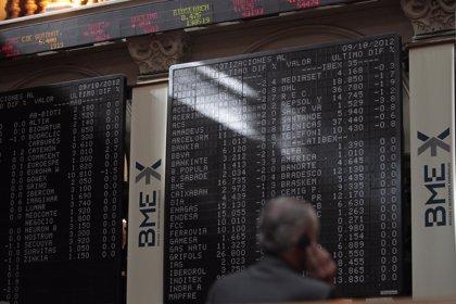 El Ibex cierra en positivo (+0,1%), paralizado en los 10.800 enteros