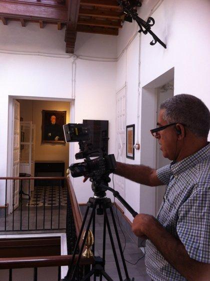 Huelva.- Cultura.- Una televisión iraquí realiza un reportaje turístico-cultural en la Casa Museo Juan Ramón Jiménez