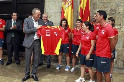 Fabra anuncia que la Pilota Valenciana será el primer deporte declarado BIC de la Comunitat Valenciana