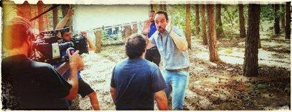 """El rodaje de """"Bendita Calamidad"""" vive en directo el Cipotegato de Tarazona"""