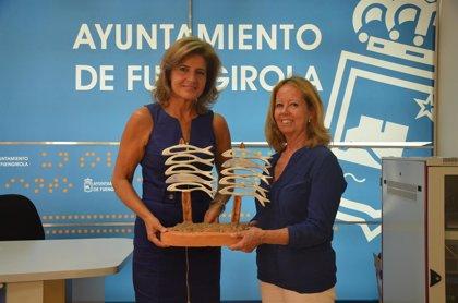 Fuengirola acogerá el primer monumento dedicado al espeto de sardinas