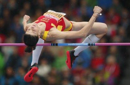 Ruth Beitia competirá en Weltklasse de Zúrich