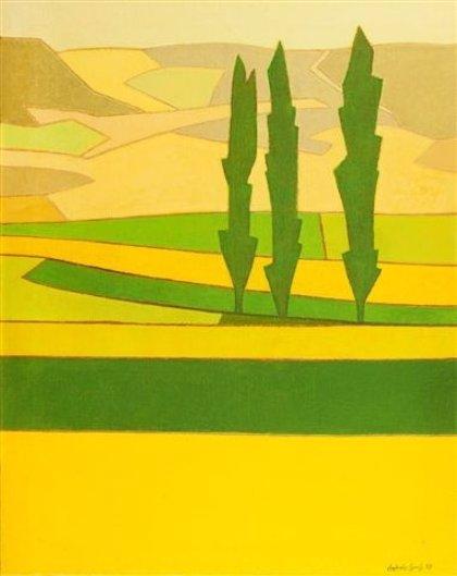 Valladolid dedica una exposición al pintor Félix Cuadrado Lomas
