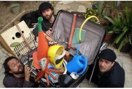 La música experimental del trío Bufa & Sons cierra este viernes el cartel de 'Los Conciertos de Pedrilla' en Cáceres