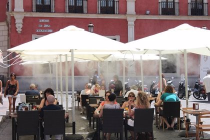 Aviso amarillo por altas temperaturas en casi toda Andalucía