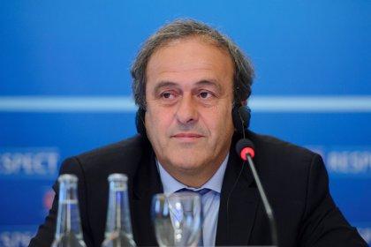 Platini descarta la presidencia de la FIFA