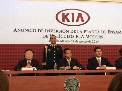 Kia invertirá 763 millones en una nueva planta en México