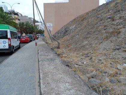El proyecto 'Limpieza en Cascada' de Las Palmas de Gran Canaria recoge 39.000 kilos de residuos en Salto del Negro
