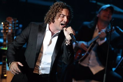 David Bisbal actuará en Mérida el 13 de septiembre