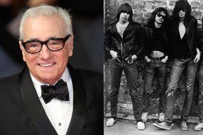 Martin Scorsese dirigirá una película sobre los Ramones