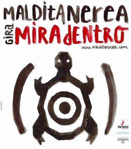 Regresa Maldita Nerea con una gira para presentar su nuevo disco, que arranca en octubre en Murcia