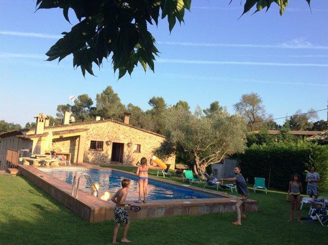 Casa de turismo rural en Girona