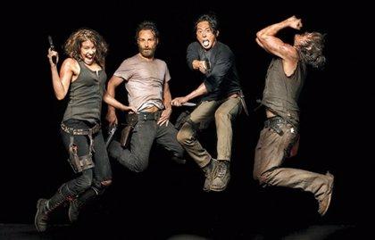 The Walking Dead: Nuevos carteles con los protagonistas de la quinta temporada