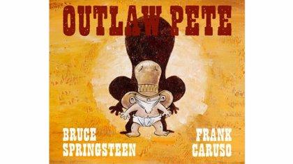 Bruce Springsteen publica un libro para niños