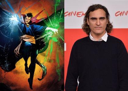 Joaquin Phoenix, a punto de firmar para ser el Doctor Extraño
