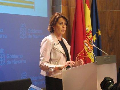 "La presidenta navarra aboga por reducir el número de aforados en España, pero ""siempre con un consenso"""
