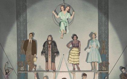 Cartel de American Horror Story: Freak Show