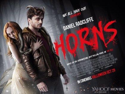 'Horns': Cartel y nuevo tráiler revelador