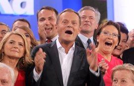 Los 28 eligen a Tusk como presidente de Consejo Europeo y a Mogherini jefa de la diplomacia