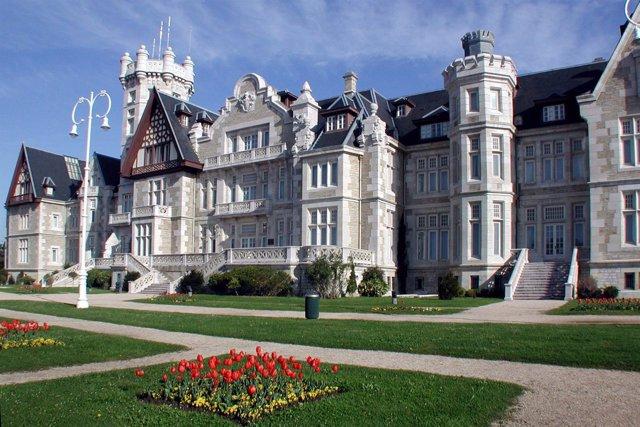 Palacio De La Magdalena, En Santander