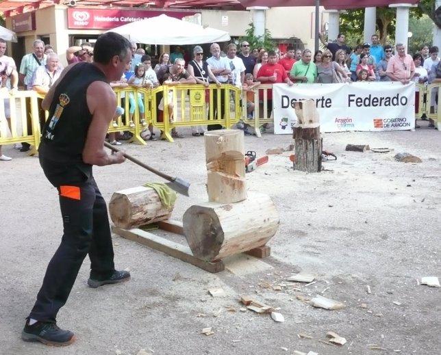 Calatayud acoge este domingo una demostración de picadores de la Val d'Hecho
