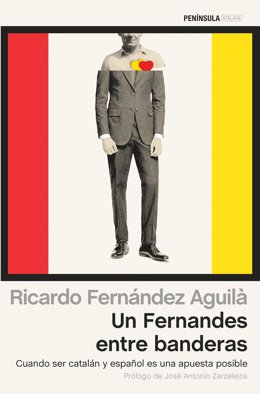 El libro 'Un Fernandes entre banderas', de Ricardo Fernández Aguilà