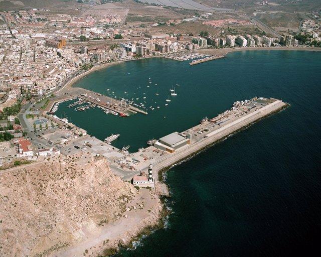 Reorganización del puerto pesquero-deportivo de Águilas