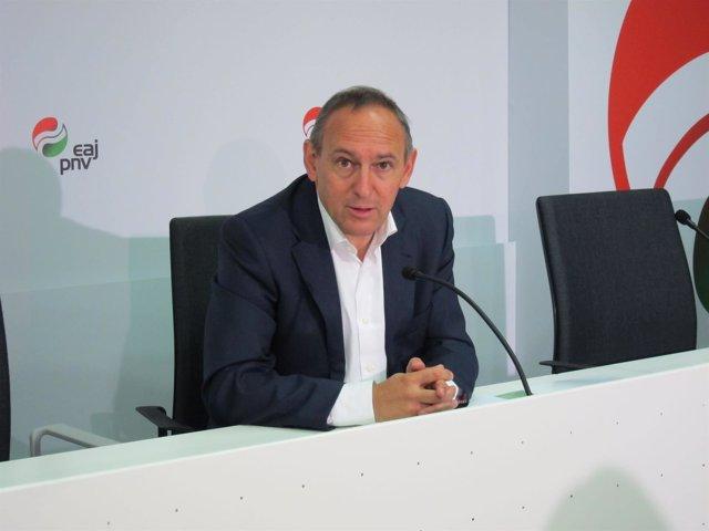 Ramiro González (PNV Álava)