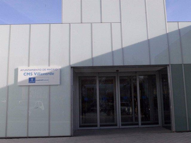 Centro de Salud madrileño