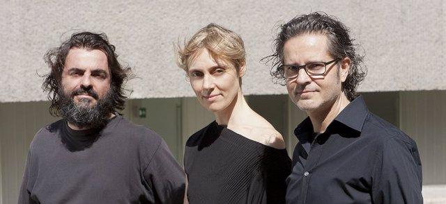 Urbano Yanes, Constanze Sixt y Juan Antonio González