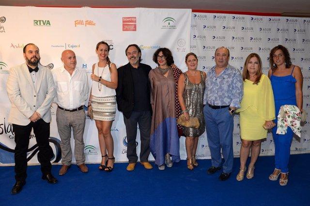 Cierre del VII Festival Internacional de Cine Bajo La Luna-Islantilla Cinefórum