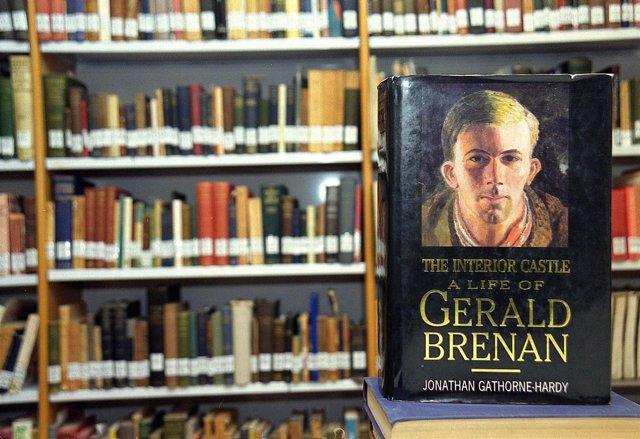 Gerald Brenan, biblioteca, Generación 27