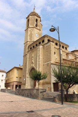 Iglesia Parroquial de Binéfar