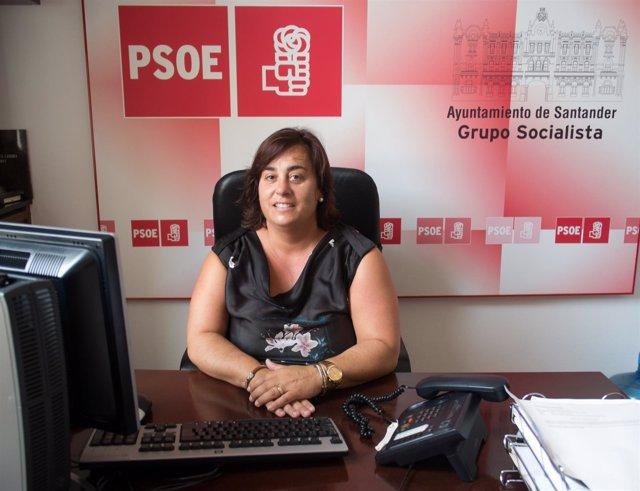 Judith Pérez Ezquerra, PSOE de Santander