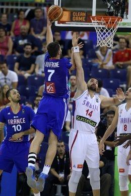 Serbia Francia Copa Mundo Mundial baloncesto