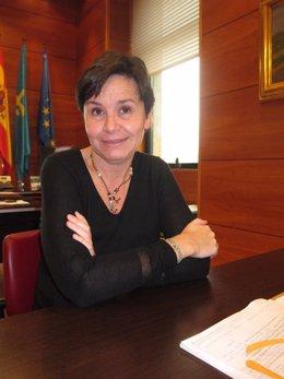 Carmen Moriyón.