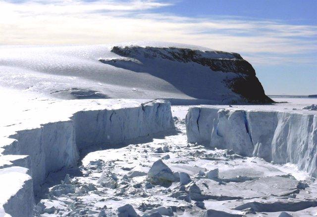El nivel del mar en la Antártida aumenta más rápido que la tasa mundial