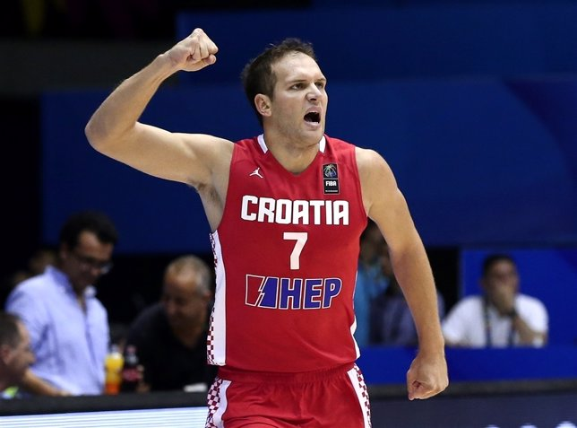 Bogdanovic en el Croacia-Argentina