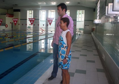La piscina climatizada de Teruel abre este lunes
