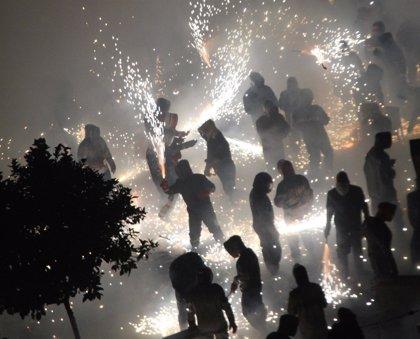 La Cordà de Paterna con más fuego de su historia se salda con 12 heridos leves y el disparo de 65.000 cohetes