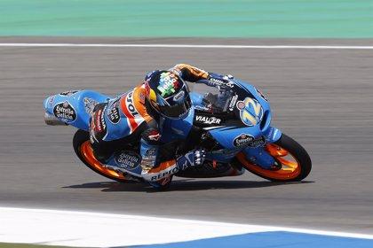 Alex Márquez subirá en 2015 a Moto2 como compañero de Esteve Rabat