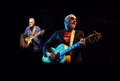El rockero británico Graham Parker actuará este jueves en el Kafe Antzokia de Bilbao
