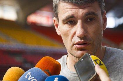 """Perasovic: """"Tenemos que seguir la línea creciente"""""""